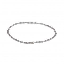 Bracelet femme argent fin - Bracelet Fin