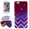 Coque Iphone 6 silicone Chevron Galaxy