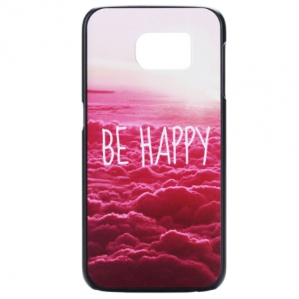 Coque Samsung Galaxy S6 Be Happy