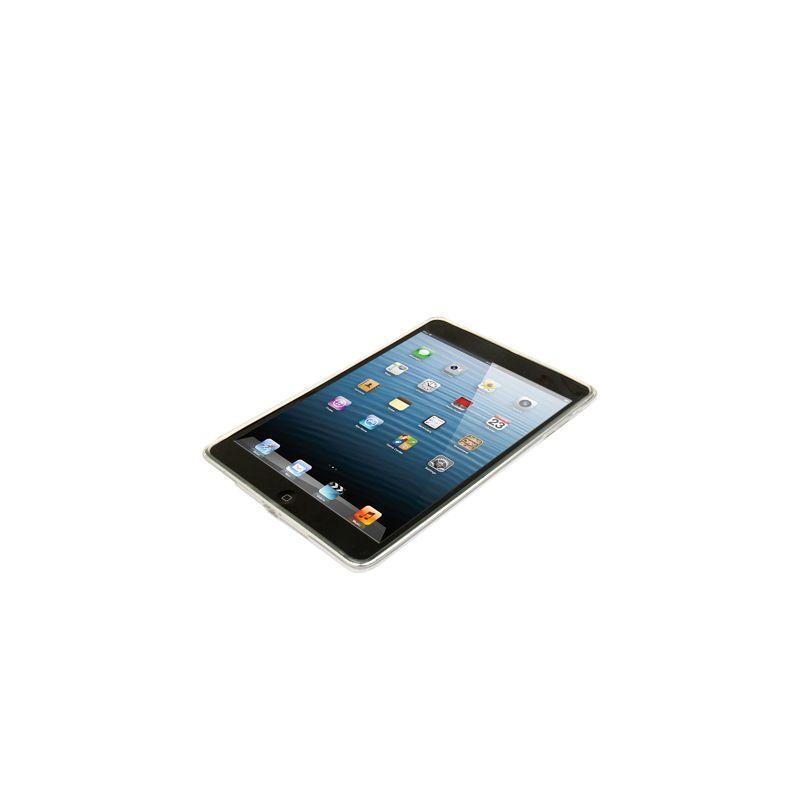 coque ipad mini blanche transparente silicone. Black Bedroom Furniture Sets. Home Design Ideas
