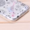 Coque Iphone 6 Nacré motif oiseau