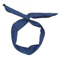 Bandeau Cheveux Jean bleu - Bandeau Vintage