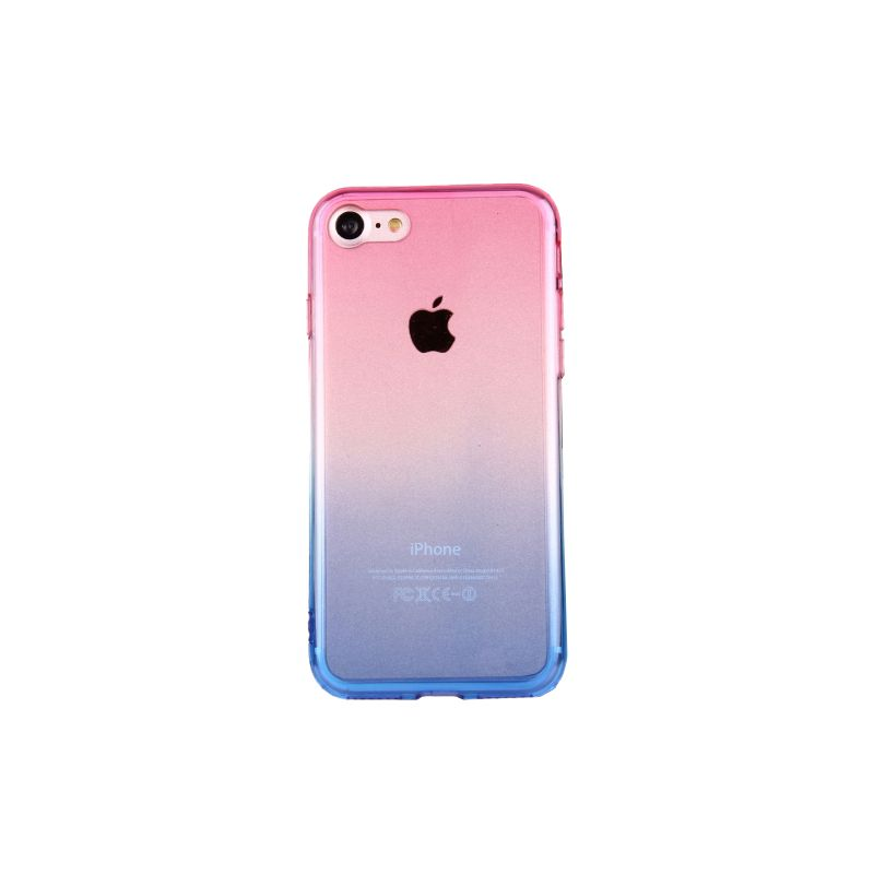 Coque Iphone  Silicone Transparent