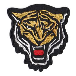 Patch Ecusson Thermocollant Tigre