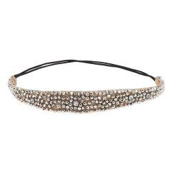 Headband Mariage Strass - Headband Strass