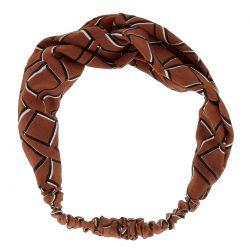 Bandeau Turban Motif Camel - Bandeau Cheveux - Headband