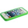 Bumper Iphone 5 / 5S Transparent vert