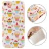 Coque Iphone 5C motif Cupcakes