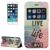 Etui Iphone 6 Live the life you love