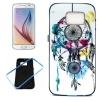 Coque Samsung Galaxy S6 silicone Attrape rêve