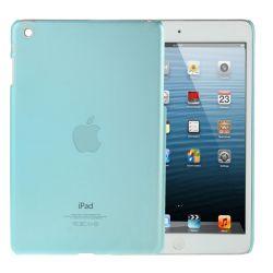 Coque Ipad mini 1/2/3 bleu ciel transparente