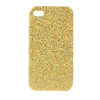 Coque Iphone 4 / 4S Strass Or
