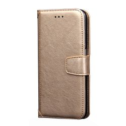 Etui portefeuille Iphone 7 gold