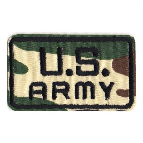 Patch Ecusson Thermocollant US Army