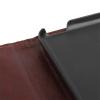 Etui portefeuille Ipad mini / mini 2 rétina Bleu imprimé Fleurs