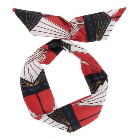 Bandeau à Nouer Ethnique - Accessoire Cheveux