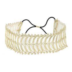 Headband Large Doré - Headband Doré