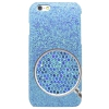 Coque Iphone 6 Strass Bleu turquoise
