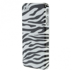 Coque Iphone 4 / 4S Zèbre