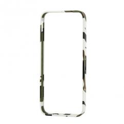 Bumper Iphone 5 / 5S Métal camouflage